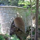 Acadia National Park Stone Bridge 12x16 Canvas