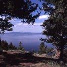 Yellowstone National Park Yellowstone Lake 8X10 Photograph