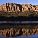 Yellowstone National Park Bridger Lake 8X10 Photograph