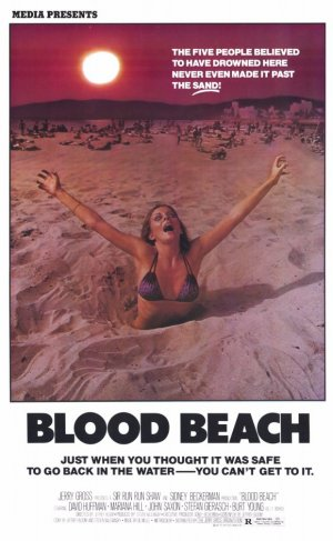 Blood Beach 1980 DVD