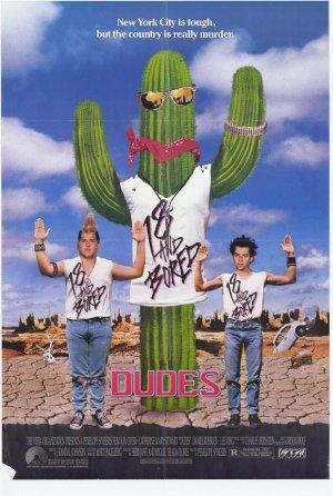 Dudes 1987 DVD Punk Rock Comedy