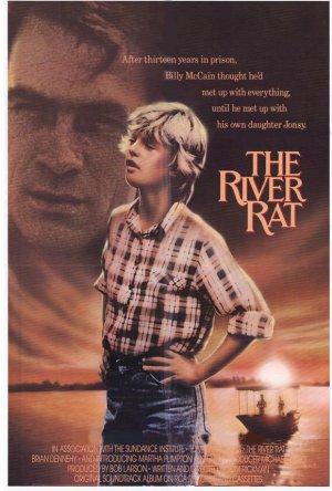 The River Rat DVD 1984 Tommy Lee jones