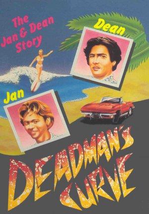 Deadman's Curve 1978 DVD Jan and Dean Story