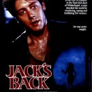 Jacks Back DVD 1988 Horror James Spader