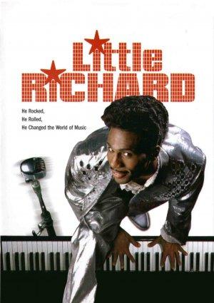 The Little Richard Story DVD Starring Leon
