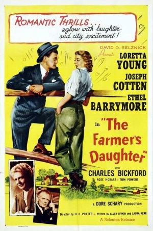 The Farmer's Daughter DVD Loretta Young  1947