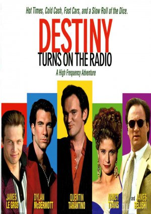 Destiny Turns On The Radio DVD Quentin Tarantino