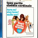 Don't Make Waves 1967 Remastered DVD Tony Curtis Sharon Tate