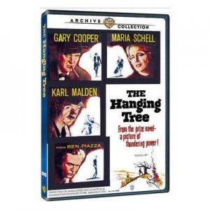 The Hanging Tree 1959 DVD Gary Cooper Karl Malden George C Scott