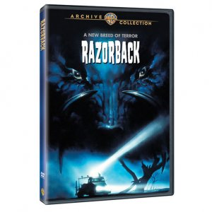 Razorback DVD 1984 Starring Gregory Harrison