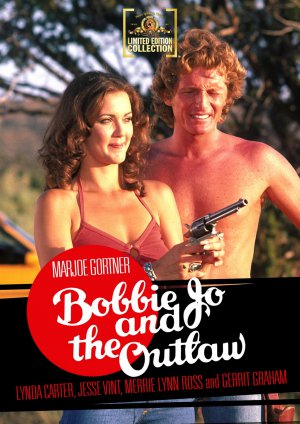 Bobbie Jo and the Outlaw DVD 1975 Marjoe Gortner Lynda Carter