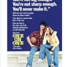 One On One DVD 1977 Robby Benson Annette O'Toole