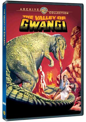 The Valley of Gwangi DVD 1969 James Franciscus