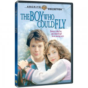 The Boy Who Could Fly DVD 1986 Fred Savage Bonnie Bedelia