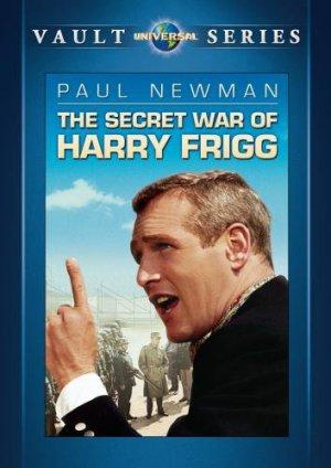 The Secret War of Harry Frigg DVD 1967 Paul Newman