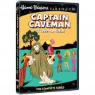 Captain Caveman and the Teen Angels - The Complete Series 2 Disc DVD Set (MOD)