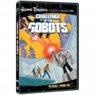 Challenge of the Gobots The Series Volume Two 2 - DVD - 1984  (MOD)