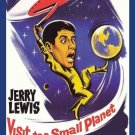 Visit To a Small Planet - DVD - 1960 - Jerry Lewis - MOD