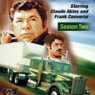 Movin On The Complete Second Season - DVD - 1975 - Claude Akins (MOD)