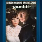 Gambit - DVD - Michael Caine - Shirley MacLaine  (MOD)