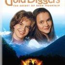 Gold Diggers: The Secret of Bear Mountain DVD 1995 Christina Ricci (MOD)