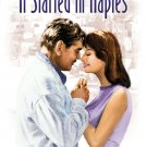 It Started In Naples - DVD - 1960 - Clark Gable Sophia Loren   MOD