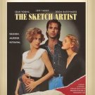 The Sketch Artist - DVD - 1992 Jeff Fahey, Drew Barrymore, Sean Young  (MOD)
