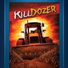 Killdozer DVD 1974 Clint Walker Robert Urich (MOD)