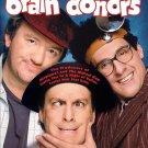Brain Donors - DVD - 1992  John Turturro, Bob Nelson, Mel Smith  (MOD)