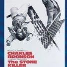 The Stone Killer 1973 DVD Charles Bronson (MOD)