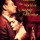 The World of Suzie Wong - DVD - 1960 - Wiliam Holden Nancy Kwan (MOD)
