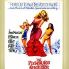 The Pleasure Seekers DVD 1964 Ann Margret Carol Lynley Gene Tierney