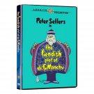The Fiendish Plot of Dr Fu Manchu - DVD - 1980 Peter Sellers Helen Mirren