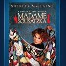 Madame Sousatzka - DVD - 1988 - Shirley MacLaine  Navin Chowdhry  Peggy Ashcroft