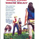 Drum Beat DVD 1954 Alan Ladd Charles Bronson All NEW 2014 USA Release!