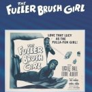 The Fuller Brush Girl - DVD - 1950 - Lucille Ball - Eddie Albert