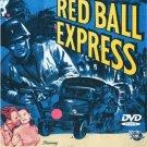 The Red Ball Express DVD 1952 Jeff Chandler