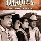 The Dakotas : The Complete Series - DVD - 1962/63 - Jack Elam = Chad Everett