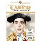 Eddie Cantor Goldwyn Collection - DVD - 4 FILMS!  Palmy Days - Roman Scandals