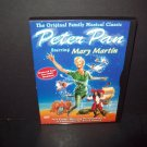 Peter Pan - DVD - 1960 - Color - Mary Martin - AUTHENTIC GOODTIMES - NEAR MINT!