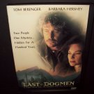 Last Of The Dogmen - DVD - Authentic USA Released HBO Region 1 DVD - Near Mint!!