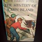 The Hardy Boys - Mystery of Cabin Island - 1966 - Unread