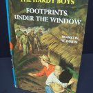 The Hardy Boys - Footprints Under the Window - Hard Cover - 1965 - No ISBN / UPC