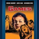 Games - DVD - Simone Signoret - James Caan - Katharine Ross