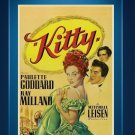Kitty - DVD 1946 Paulette Goddard, Ray Milland, Patric Knowles