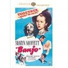 Banjo - DVD - 1947 - Sharyn Moffett, Jacqueline White, Walter Reed