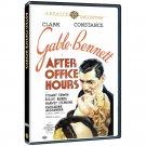After Office Hours DVD 1935 Clark Gable - Constance Bennett