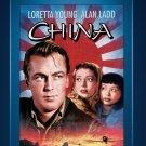 China - DVD - 1943 - Loretta Young / Alan Ladd