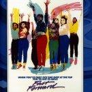 Fast Forward DVD 1985 John Scott Clough Cindy McGee by Sidney Poitier
