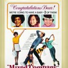 Mixed Company - DVD - 1974 Barbara Harris, Joseph Bologna, Tom Bosley